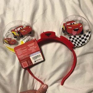 Disney's Cars light up Mickey Mouse ears